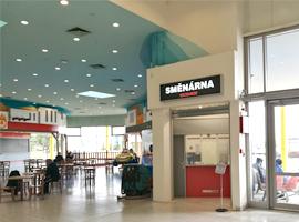 Otevřeli jsme pro Vás novou směnárnu v hypermarketu Albert Hradec Králové.