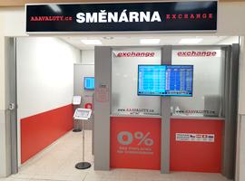 Otevřeli jsme pro Vás novou směnárnu v Kauflandu Karlovy Vary.