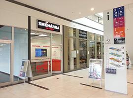 Otevřeli jsme novou směnárnu v nákupním centru Krakov Praha 8