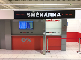 Otevřeli jsme pro Vás novou směnárnu v TESCO Písek.