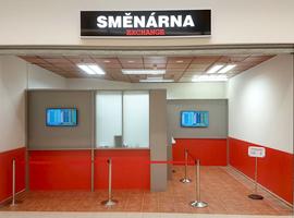Otevřeli jsme pro Vás novou směnárnu v HM TESCO Cheb.
