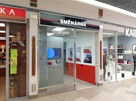 Otevřeli jsme pro Vás novou směnárnu v OC Varyáda Karlovy Vary.