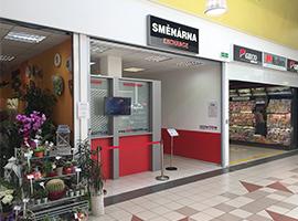 Otevřeli jsme pro Vás novou směnárnu v Hypermarketu Albert Opava.