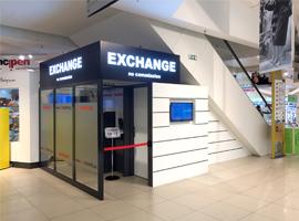 Otevřeli jsme pro Vás novou směnárnu v Praze OD Kotva.