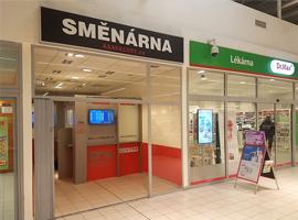Otevřeli jsme pro Vás novou směnárnu v Hypermarketu Albert Přerov.