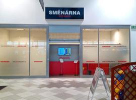 Otevřeli jsme pro Vás novou směnárnu v Hypermarketu Albert Prostějov.