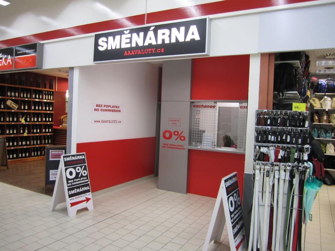 Směnárna Brno