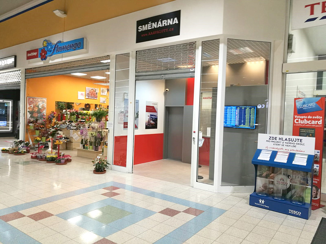 Směnárna České Budějovice