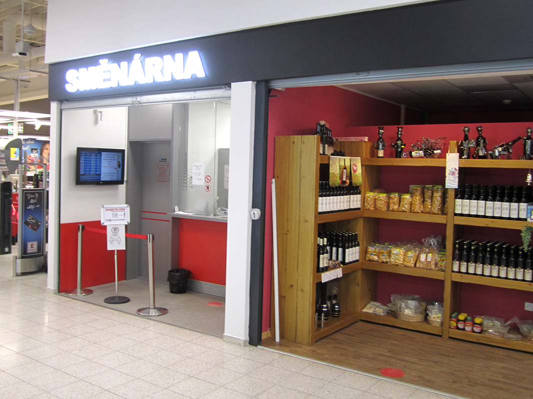 Směnárna Hradec Králové