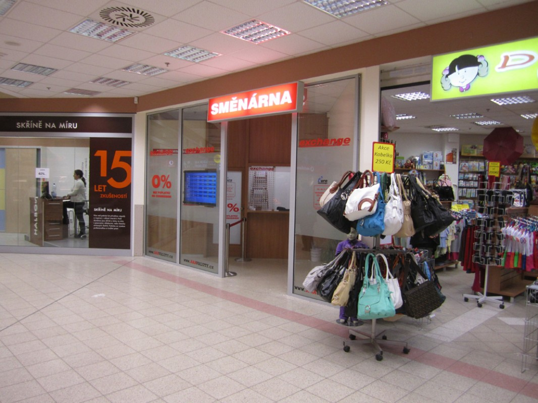 Směnárna Kladno