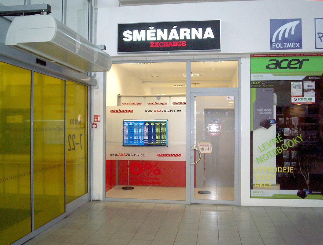 Směnárna Ostrava