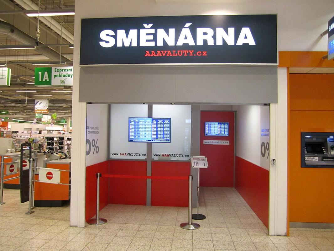 Směnárna Pardubice